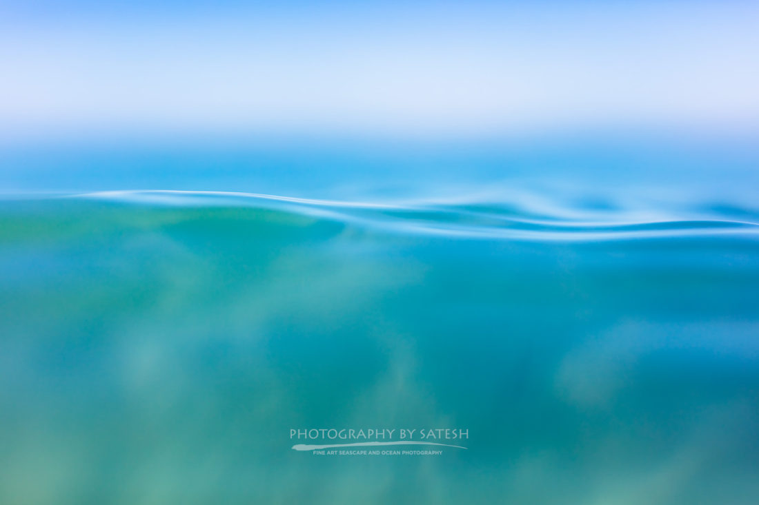 abstract ocean art delicate sea fine art limited edition prints