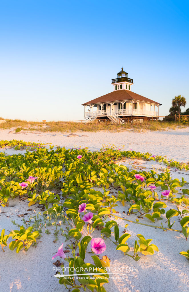Florida Landscape Photography Boca Grande Lighthouse