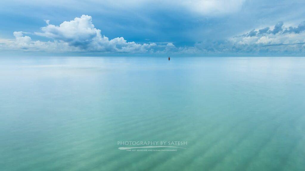Florida landscape photography Dania beach sunrise