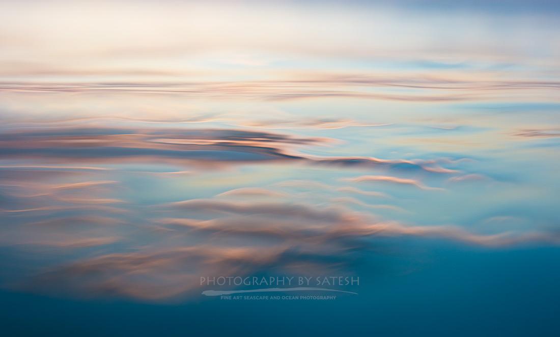 abstract ocean art cirrus fine art limited edition prints