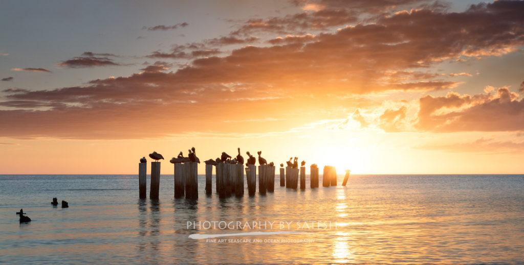 Naples sunset Florida landscape photography