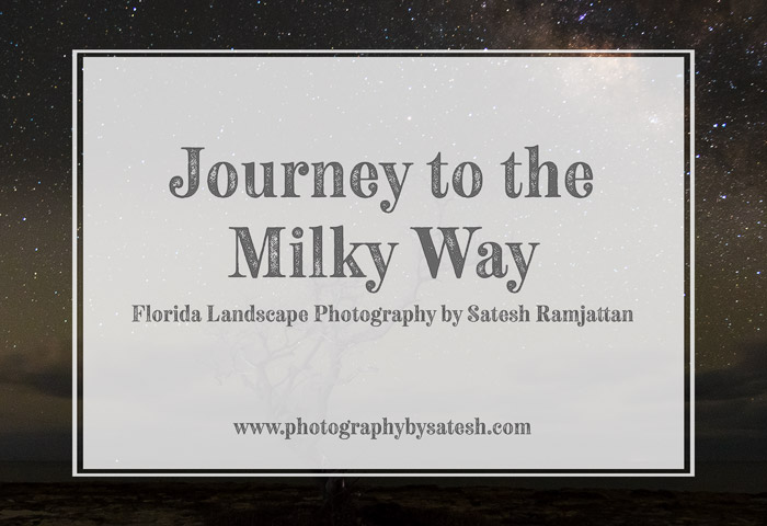 Milky Way Photography in The Florida Keys