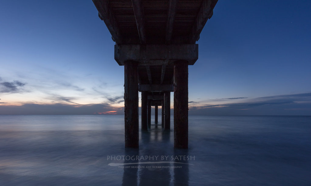 St Augustine Pier Florida landscape photography