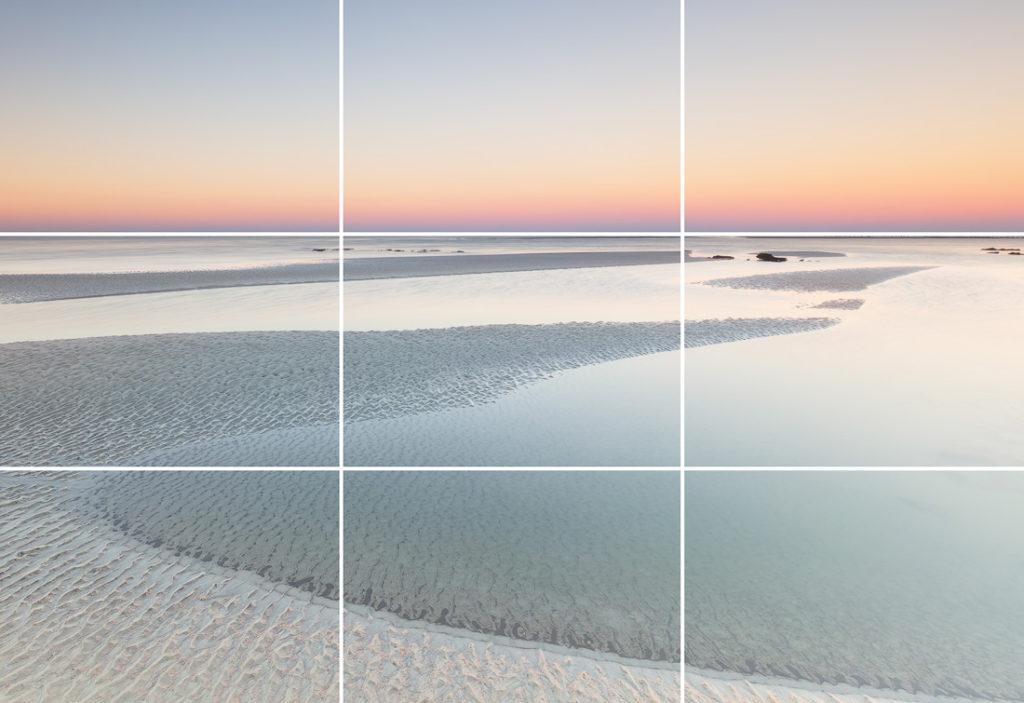 Rule of Thirds Grid overlay
