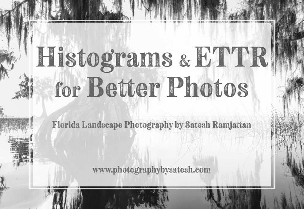 ETTR and Histograms